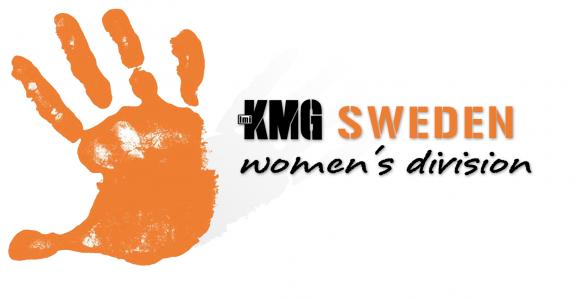 KMG woman division logo